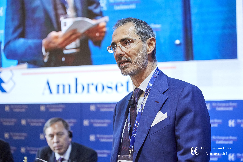 """Forum """"Lo Scenario di oggi e di domani per le strategie competitive"""" 2019 (selezione)"""