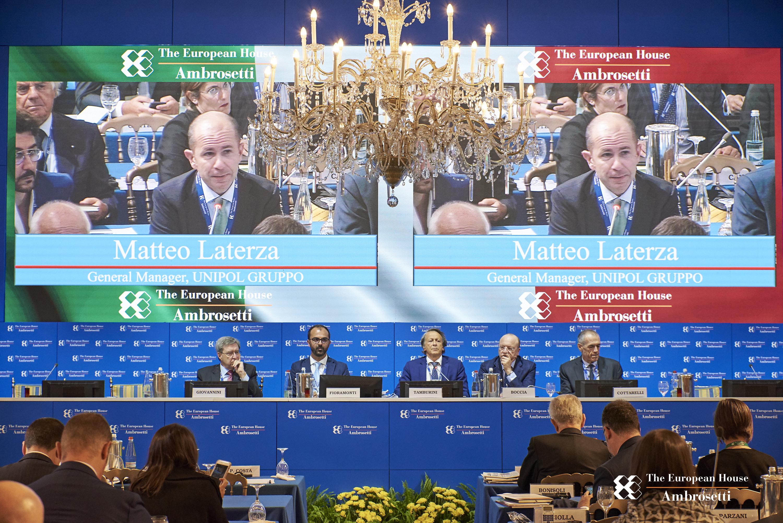"""Forum """"Lo Scenario di oggi e di domani per le strategie competitive"""" 2019"""