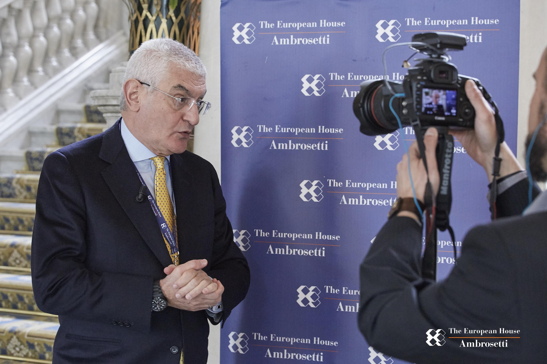 """Forum """"Lo Scenario dell'Economia e della Finanza"""