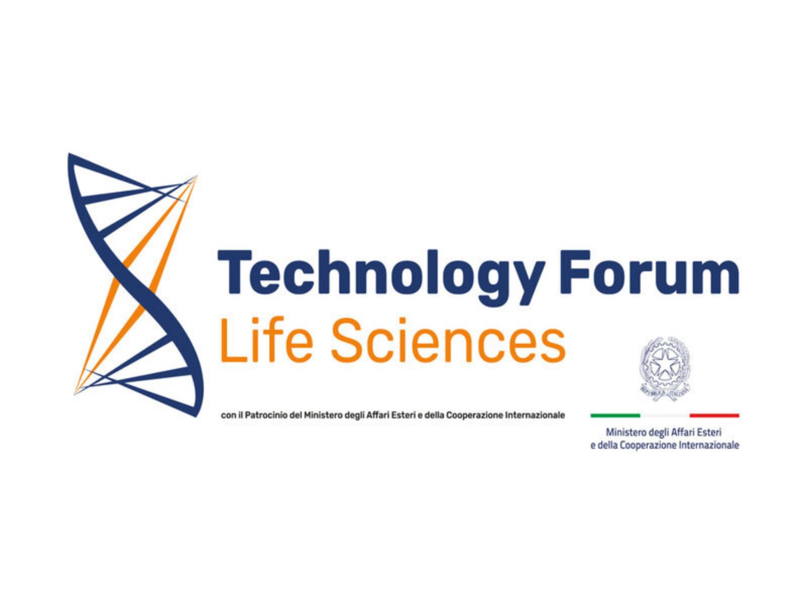 TECHNOLOGY FORUM LIFE SCIENCES 2021 - Phygital meeting Le Scienze della Vita nell'era post-Covid